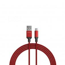 USB-кабель Golf GC-52t Type-C (красный)