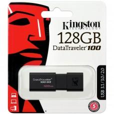 USB 3.0 флеш-накопитель Kingston DT100 G3 128Gb