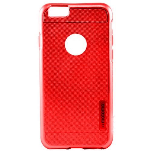 Накладка Motomo Apple iPhone 5 / 5S / SE (Красный)