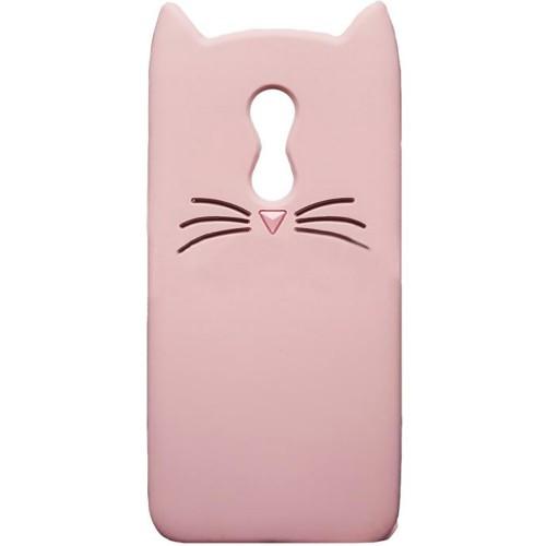 Силикон Kitty Case Xiaomi Redmi 5 Plus (розовый)