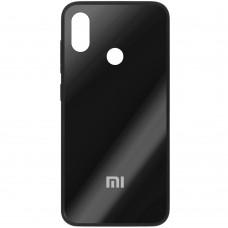 Накладка Glass Case Xiaomi Mi8 (чёрный)
