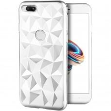 Силиконовый чехол Prism Case Xiaomi Mi5x / Mi A1 (прозрачный)