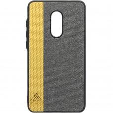 Силикон Inavi Xiaomi Redmi Note 4x (золотой)