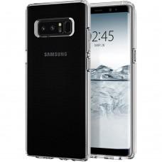 Силикон Virgin Case Samsung Galaxy Note 8 (прозрачный)