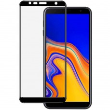 5D Стекло Japan HD Samsung Galaxy J4 / J6 Plus (2018) Black