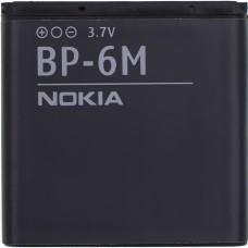 Аккумулятор Nokia BP-6M АКБ