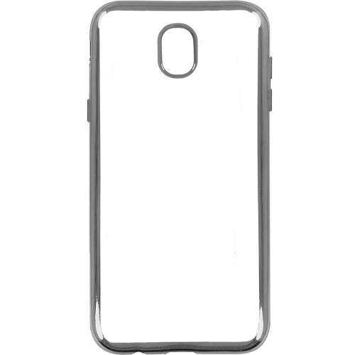Силиконовый чехол UMKU LINE Samsung J5 (2017) J530 Серый