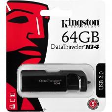 USB флеш-накопитель Kingston DT104 64Gb