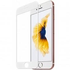 5D Защитное стекло для Apple iPhone 5 / 5s / SE White