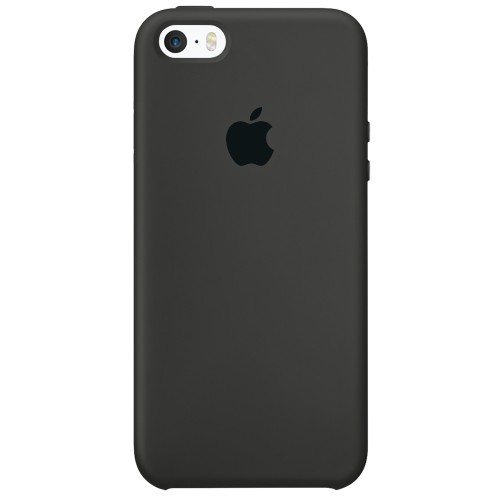 Силикон Original Case Apple iPhone 5 / 5S / SE (70) Basalt Grey