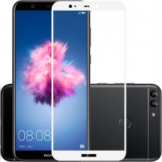 Стекло Huawei P Smart White