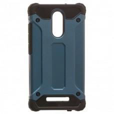 Бампер Motomo X5 Xiaomi Redmi Note 3 (синий)