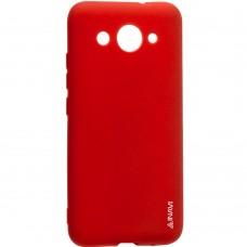 Силиконовый чехол iNavi Color Huawei Y3-   (Красный)