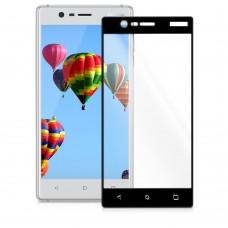 5D Стекло Nokia 3 Black