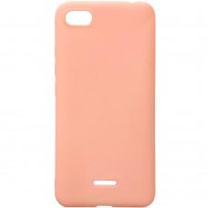 Силикон iNavi Color Xiaomi Redmi 6A (розовый)