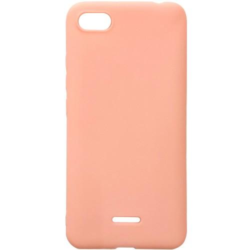 Силиконовый чехол iNavi Color Xiaomi Redmi 6A (розовый)