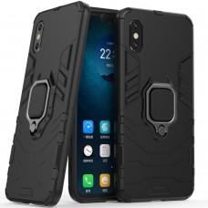 Бронь-чехол Ring Armor Case Xiaomi Mi8 (черный)