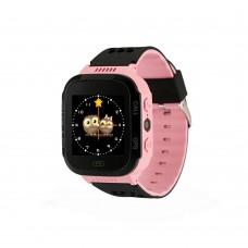 Детские смарт-часы Smart Baby Watch Q528 (Pink)