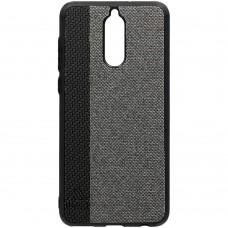 Силикон Inavi Huawei Mate 10 Lite (черный)