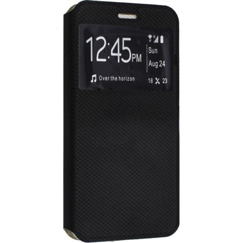 Чехол-книжка Wise Samsung J3 (2017) J330 (Чёрный)
