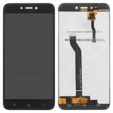 Дисплейный модуль для Xiaomi Redmi 5A (Black)