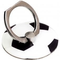 Кольцо для телефона Football (Чёрный)