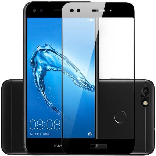 Защитное стекло для Huawei Nova Lite (2017) Black