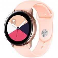 Ремешок Silicone Band Samsung Gear S2 / S3 22mm (Pink sand) Gadgik