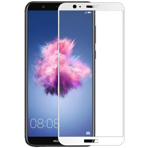 Стекло Huawei P Smart White (Клей)