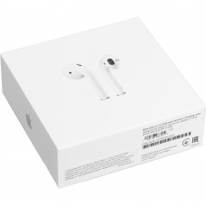 Гарнитура Apple AirPods 2 (MV7N2) (Original)