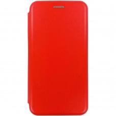 Чехол-книжка Оригинал Huawei Y6 (2019) / Honor 8A (Красный)