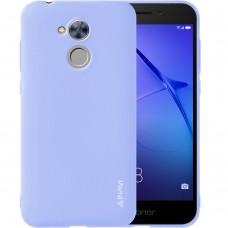 Силикон iNavi Color Huawei Honor 6A (Фиолетовый)