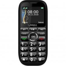 Мобильный телефон Sigma Comfort 50 Grand (Black)