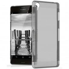 Силикон Strong Sony Z5 (прозрачный)
