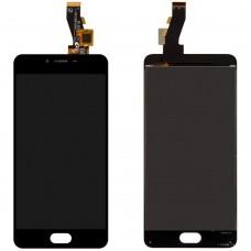 Дисплейный модуль Meizu M3s Mini (Y685Q / Y685H) (Black)