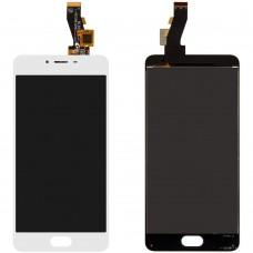 Дисплейный модуль Meizu M3s Mini (Y685Q / Y685H) (White)
