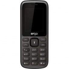 Мобильный телефон ERGO F187 Contact Dual Sim (Black)