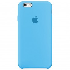 Силикон Original Case Apple iPhone 6 Plus / 6s Plus (20) Blue
