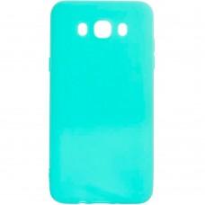 Силикон iNavi Color Samsung Galaxy J5 (2016) J510 (Бирюзовый)