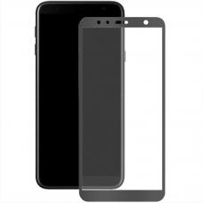 5D Стекло Matte HD Samsung Galaxy A7 (2018) A750 Black