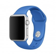 Ремешок Apple Watch Silicone 42 / 44mm (20) Blue