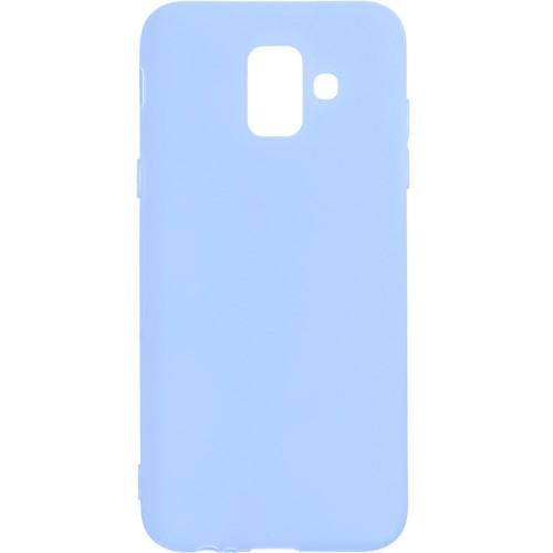Силикон iNavi Color Samsung Galaxy A6 (2018) A600 (фиолетовый)
