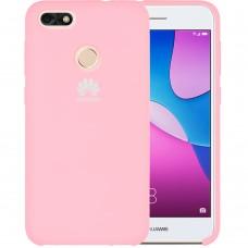 Силиконовый чехол Original Case Huawei Nova Lite (2017) (Розовый)