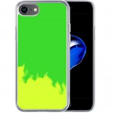 Чехол Aquarium Color Sand Apple iPhone 7 / 8 / SE (2020) (Зелёный)