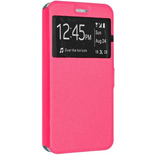 Чехол-книжка Wise Samsung J7 (2016) J710 (Розовый)