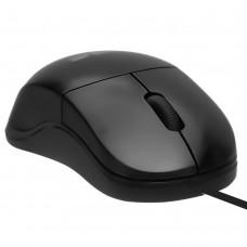 Мышь проводная Asus 1200 CPI (Чёрный)