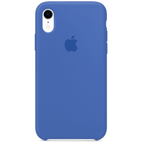 Силиконовый чехол Original Case Apple iPhone XR (12) Royal Blue