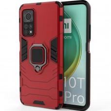 Бронь-чехол Ring Armor Case Xiaomi Mi 10T / Mi 10T Pro (Красный)