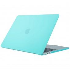 Чехол-накладка Apple Macbook 15.4 Pro 2020 (Sky blue)