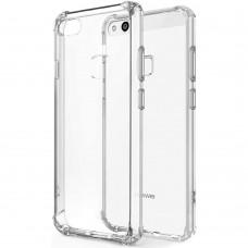 Силикон 3D Huawei P10 Lite (Прозрачный)